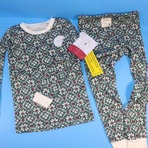 Burt's Bees Baby Pajama Set